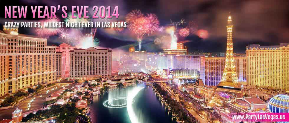 Las Vegas New Years Eve 2014