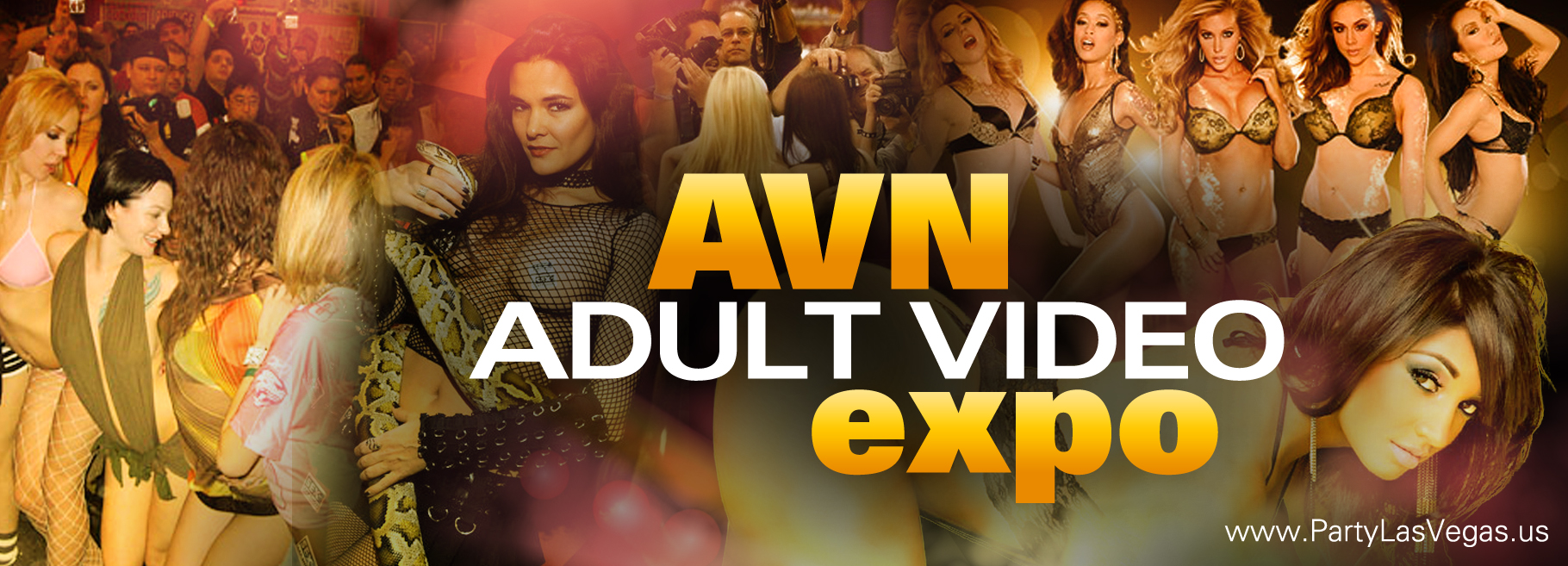 AVN Adult Video Expo - Party Las Vegas